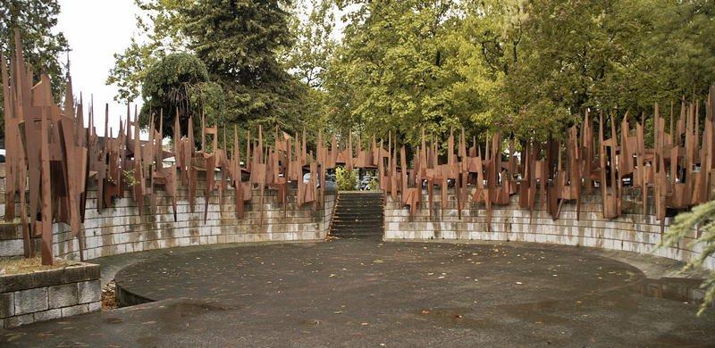 Monumento ai caduti della Resistenza