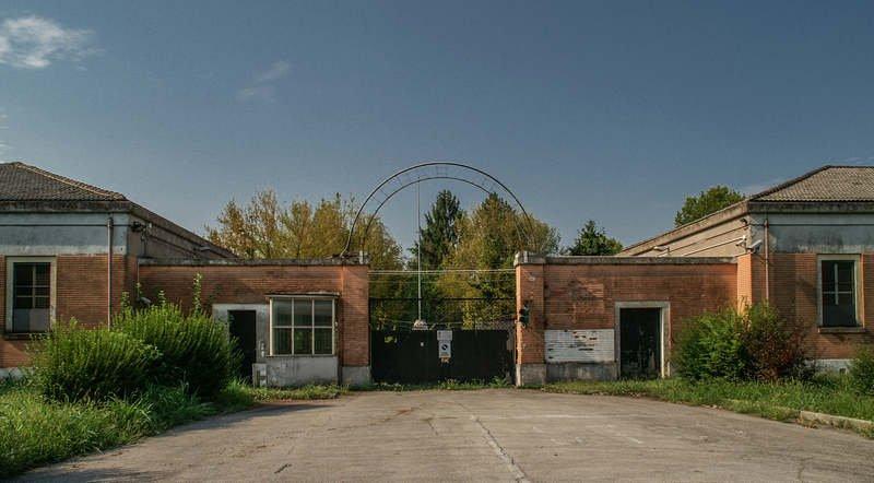 Ehemaliges Konzentrationslager Chiesanuova