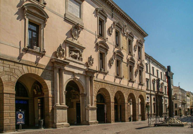 Universität Padua - ausgezeichnet mit der Medaglia d'oro al valor militare