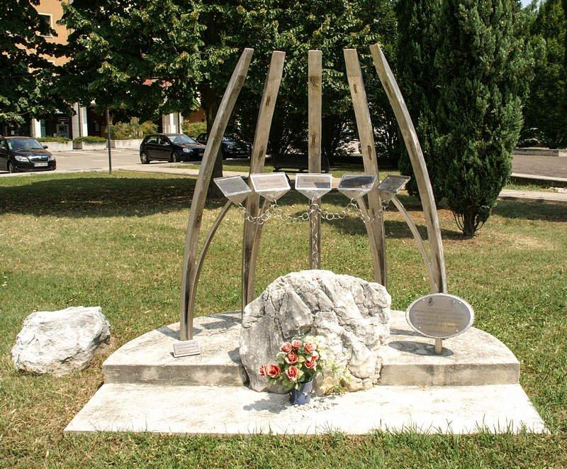 Gedenkstätte in Fontane