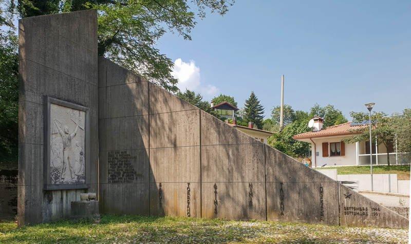 Monumento dei Caduti per la Difesa della Zona Libera Friuli orientali