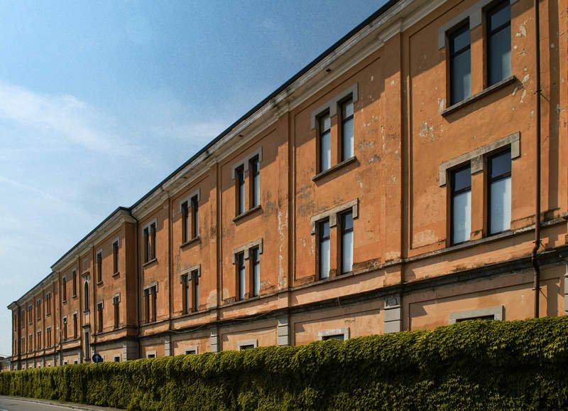 Caserma Francescatto - früher Folter- und Mordzentrale