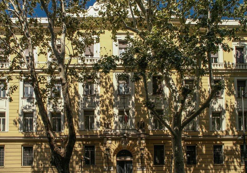 Das früher als Geiselhaftstätte berüchtigte Gefängnis in der Via Coroneo