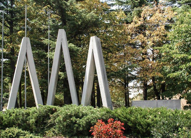 Monumento ai Partigiani Caduti in Prosecco