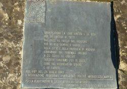 Gedenkstein der ANPPIA