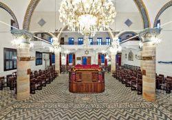 Kahal-Shalom-Synagoge, Foto: Jüdische Gemeinde Rhodos