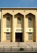 Synagoge; © Aimelaime, wikimedia