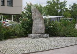 Gedenkstein Rue M. Vallin