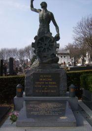 Denkmal für die STO-Zwangsarbeiter