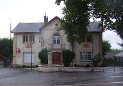 Chambéry-le-Vieux, Dorfplatz