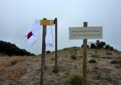 Gipfel: Col de Rumpissa/Rumpisó (© Kristine Voss-Berg)