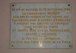 Gedenktafel Mengin im Gericht; Quelle: B.M. Sibenaler, genweb, CC BY-NC-SA 2