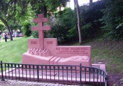 Denkmal 'Malgré-Nous'