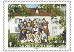 Briefmarke (2014); Quelle: laposte.fr