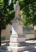 Totendenkmal in Sault