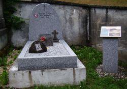 Grab von André Bozon 'Jérôme'