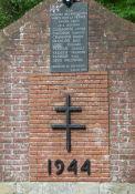 Maquisards-Denkmal in Bourlon