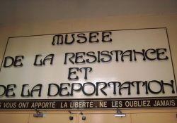 Widerstandsmuseum, Eingang