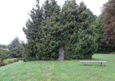 Gedenkstätte Geruliai II für die ermordeten Frauen