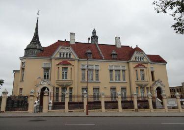 Ehemalige Villa Fraenkel