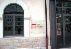 ehem. Tabakmanufaktur, Eingang Museum