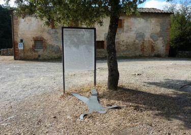 Das ehemalige Bauernhaus Casa Giubbileo