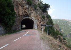 Tunneleingang (von Süden)