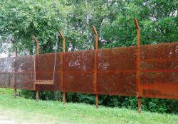 Gedenkstätte II - Mahnmal (2011)