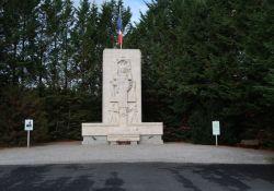 Denkmal für Maquis von Saffré; © *)
