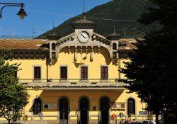 Bahnhof von Domodossola