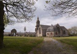 Kapelle Sainte-Marie-du-Ménez-Hom