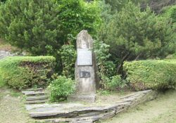 Stèle des Curiets