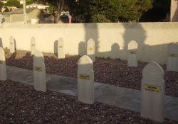 Friedhof (Ausschnitt)