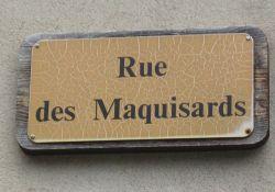Rue des Maquisards