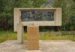 """Monument für """"Fjodor"""" Poletaev"""