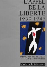 """Grafik von Matisse """"Der Ruf nach Freiheit""""; mit frdl. Genehmigung des Museums"""