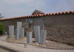 Denkmal für die sieben von Milice erschossenen jüdischen Geiseln