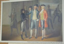 Infotafel: Treffen Paoli – Napoleon