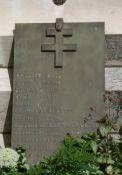 Tafel der Toten 1939-1945