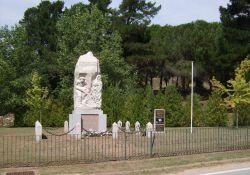 Resistance-Denkmal Alta-Rocca-Gebiet
