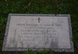 Gedenktafel Verhaftungen Cherche-Midi