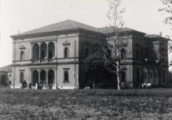 Villa Emma 1942 (Foto: Fondazione)