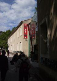 Eingang zum Museum; Quelle: cvdruvaucluse.canalblog