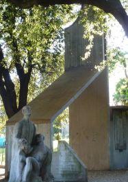 Gedenkstätte für die Opfer von Meleto