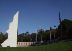 Mémorial - Gesamtansicht
