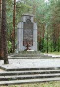 Mahnmal für die jüdischen Opfer