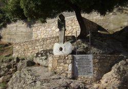 Denkmal im Ort