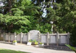 Mémorial Mur des Fusillés/Mauer der Erschossenen