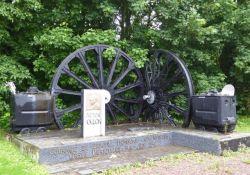 Denkmal Bergarbeiterstreik