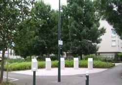 Gedenkort ex-Galbert-Kaserne